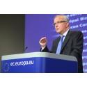 Tohtori Olli Rehn luennoi Tallinnan yliopistossa