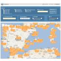 Ny webbgrafik gör det enklare att hitta billiga flygbiljetter