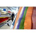 Akademiska Hus i textilåtervinningsprojekt tillsammans med Wargön Innovation