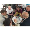 Vattenkraftens roll i framtiden debatterades i Almedalen
