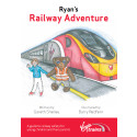 Ryan's Railway Adventure - Front Cover