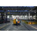 Produktions/lagerrengøring