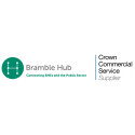 Crown Commercial Service Supplier in partnership with Bramble Hub