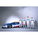 Holdet er sat - Ford GT klar til sejr!