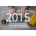 Content-trenderna som bör få ta plats i din marknadsplan 2015