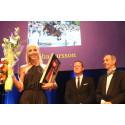 Årets bragd stod hoppryttaren Ebba Larsson för.