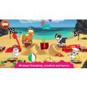 Sneak preview av Peppy Pals Beach – det nya mobila barnspelet där hela samhället vinner!