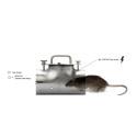 JAFO RAT-EXX - Elektronischer rattenstopp