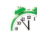 Husk å stille klokken natt til søndag!