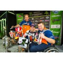DUNGEY SUPERCROSS WORLD CHAMPION 2015!
