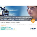 TSS Showcases a Unique Approach to Temperature Monitoring at the Clinical Trial Supply Europe Conference 19-21 January