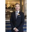 Grand Hôtel anställer ny säkerhetschef