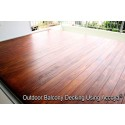 Latest Project Completed by Evorich Flooring Group: New Accoya® Wood Decking @ Simei