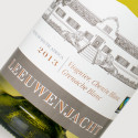 Leeuwenjacht Viognier Chenin Blanc Grenache Blanc, ett sydafrikanskt vitt vin - ett utsökt och medvetet val!