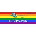 Högevall och LundaPride anordnar HBTQ-PoolParty