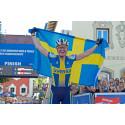 Alexandra Engen världsmästare i MTB-sprinten!