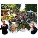 Hotel Skansen på Öland presenterar stjärnspäckad Allsång på Skansen sommaren 2015