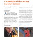 """""""CareerFuel: Kick-starting Summit Careers,"""" Summit Life, May 2013"""