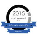 Custice Awards 2015_Bästa_lev_län
