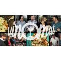 Premiär! Kändisar, vin och mat i Vinguiden.coms nya feel goodserie