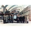 Lastbil, bus og traktor produktionen flyttede fra Nürnberg til den nye fabrik i München. Den første producerede lastbil var en MAN 515 L1. Produktionen af motorer forblev i Nürnberg.