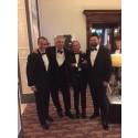 Frannystatyetter till Årets Franchisetagare i O'Learys