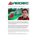 VEIDEC goes to sea with Swedish powerboat talent Morgan Jernfast (English release)