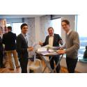 Pressinbjudan: Speed-dating på hög nivå för studenter och företag 8 april