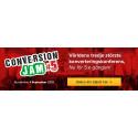 Billigaste biljetterna släppta till Nordens största konverteringskonferens: Conversion Jam