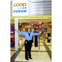 Coop Forum Kalmar, Elisabeth Stake