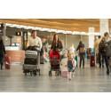Oslo Lufthavn på 17. plass i Europa