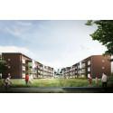 Byggstart för bostäder i Kungälv