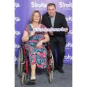 Crewe stroke survivor receives regional recognition