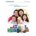 Kimberly-Clark Global Fact Sheet 2015
