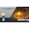 VARTA®-akkumestaruuskilpailu – voita palkintoja ja lisää myyntiäsi