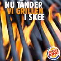 Idag slår portarna upp i Skee - BURGER KING® öppnar ny restaurang