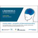 Psykisk ohälsa tema på Läkemedelsriksdagen 4 mars