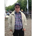 """Mats """"ICA-Jerry"""" Melin firar att demokratin fyller 25 år i Almedalen"""