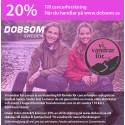 DOBSOM & Vi vandrar för cancer