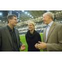 Agria och Länsförsäkringar förstärker Sweden International Horse Show med dubbelt sponsorskap