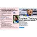 Aftonbladet och Expressen utklipp