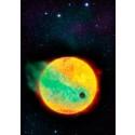 Ny metod att studera planeter kring andra stjärnor publiceras i Science