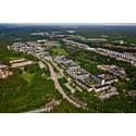 Robert Dicksons stiftelse bygger 99 nya bostadslägenheter i Gårdsten.