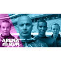 Arena Run på Friends Arena – Europas första obstacle run i arenamiljö