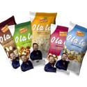 O la la! tar marknadsandelar inom växande mellanmålssegment