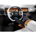 Citroën Aircross förarsäte och instrumentpanel