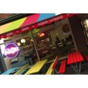Lily's Burger KRAV-märker sina restauranger