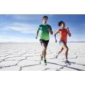 ASICS löparkläder för våren 2015 presenteras genom unika bilder från Bolivia