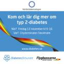 Diabetesförbundet och Flygbussarna uppmärksammar typ 2-diabetes i gemensamt pilotprojekt