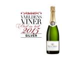 Silvermedalj till Veuve Ambal - bästa mousserande vinerna 100-199 kr
